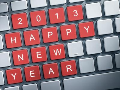 Bonne année informatique et télécom 2013