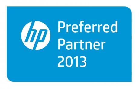 HP Preferred Partner logo