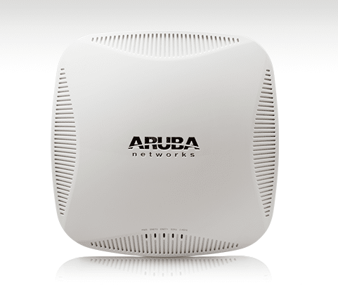 Point d'accès WiFi Aruba Networks
