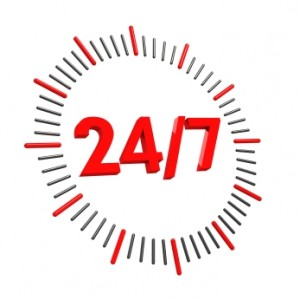 support 24x7