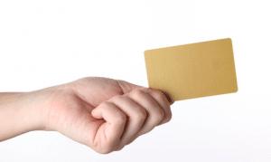 Carte bancaire sécurisée