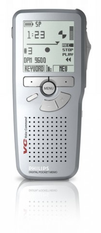 Dictaphone Philips
