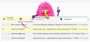 Exp ap Gmail