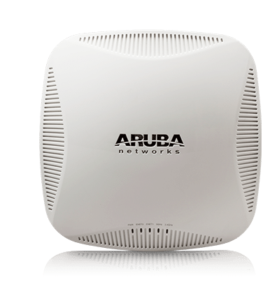 Wi fi aruba infologo for Borne wifi exterieur