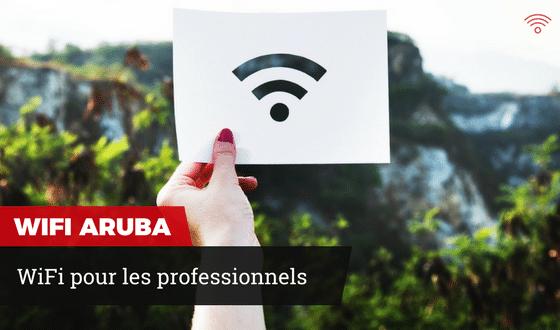 Wifi Aruba pour les professionnels