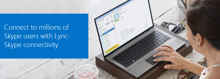 Connexion Skype et Lync