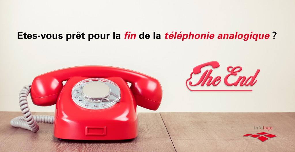 Etes-vous prêt pour la fin de la téléphonie analogique?