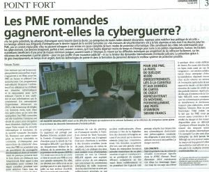 PME- Cible cybercriminels