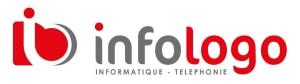 logo infologo - avec signature