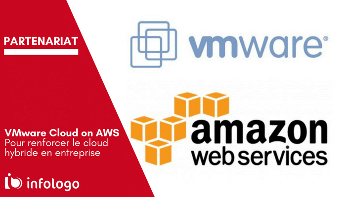 Partenariat VMware Cloud Amazon AWS