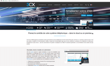 3CX Système Téléphonie Suisse