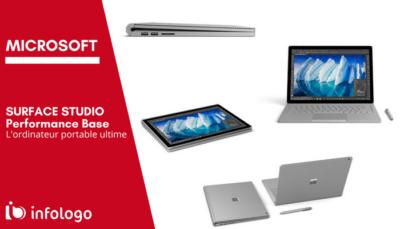 Microsoft's Surface Studio Performance Base