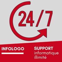 Support maintenance informatique illimité Lausanne