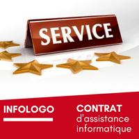 Contrat d'assistance & maintenance informatique Lausanne