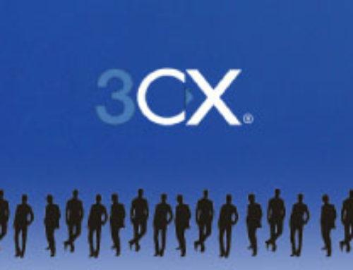 Centraux téléphonique 3CX : Nouvelle Application web