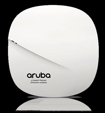 équipement wifi Aruba 300