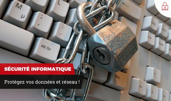 sécurité informatique données réseau
