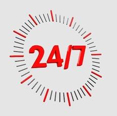 Support informatique 24x7