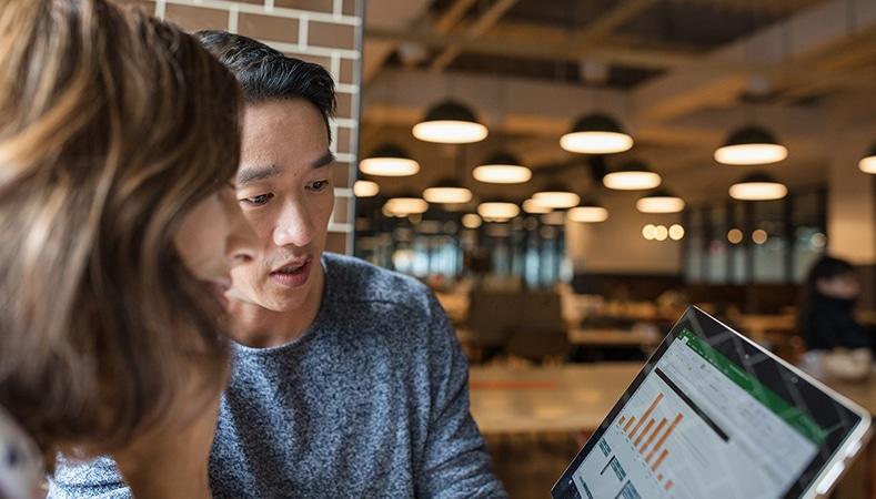 Gain en productivité en travaillant en équipe avec Microsoft 365 Business