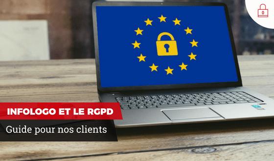 Infologo et le RGPD