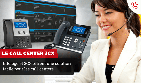 Le Call Center 3CX