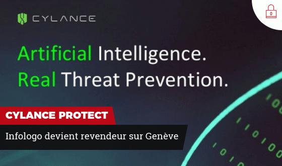 Revendeur Cylance Protect sur Genève