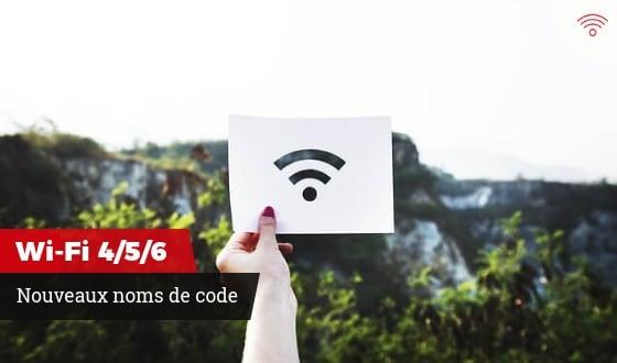 wifi nouveaux noms code