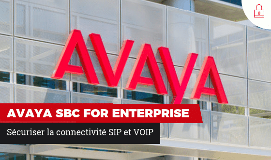 Avaya Session Border Controller for Enterprise