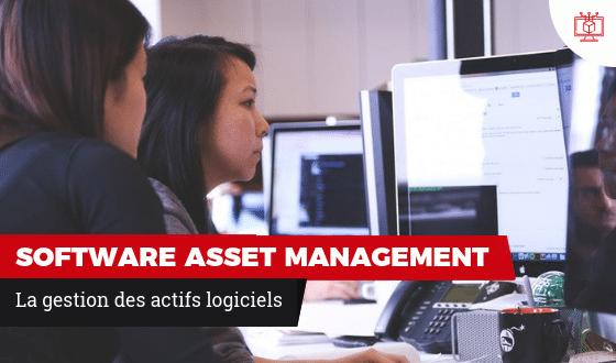 la gestion des actifs logiciels