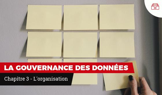 organisation gouvernance données
