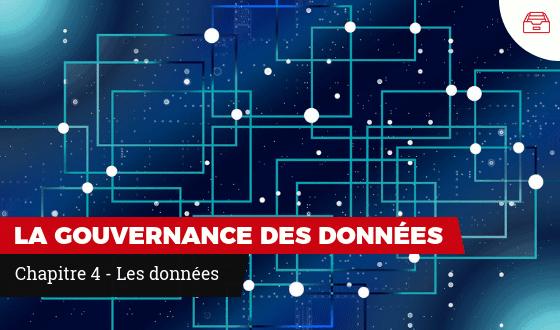 gouvernance des données châpitre 4 - les données