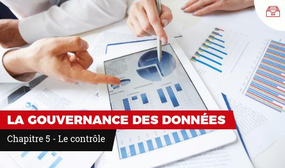 La gouvernance des données - Le contrôle