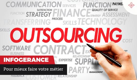 Services d'infogérance pour les PME et TPE