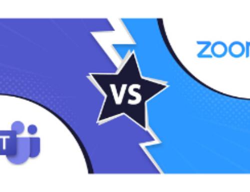 Comparatif entre Zoom ou Microsoft Teams : lequel choisir ?