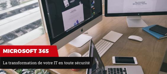 microsoft 365 sécurité