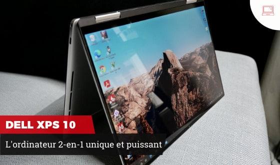 Dell SPX 2-en-1 suisse